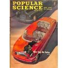 Cover Print of Popular Science, April 1947