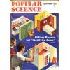 Cover Print of Popular Science, April 1948