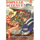 Cover Print of Popular Science, April 1949