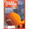 Cover Print of Popular Science, April 1981