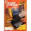 Cover Print of Popular Science, August 1982