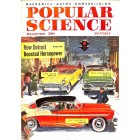 Cover Print of Popular Science, December 1955