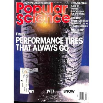 Popular Science, December 1987