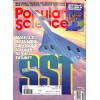 Cover Print of Popular Science, February 1991