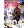 Cover Print of Popular Science, February 1993