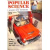 Cover Print of Popular Science, January 1954