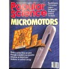 Cover Print of Popular Science, March 1989