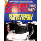 Cover Print of Popular Science, May 1992