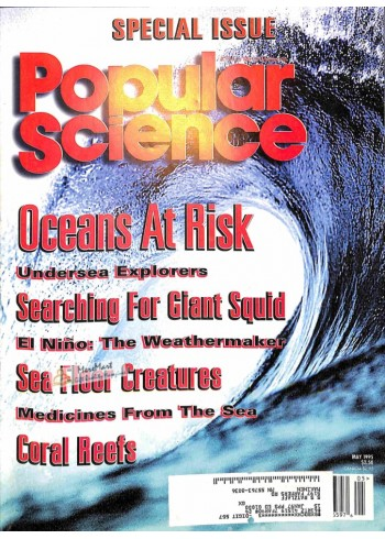 Cover Print of Popular Science, May 1995