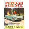 Cover Print of Popular Science, October 1954