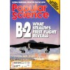 Cover Print of Popular Science, October 1989