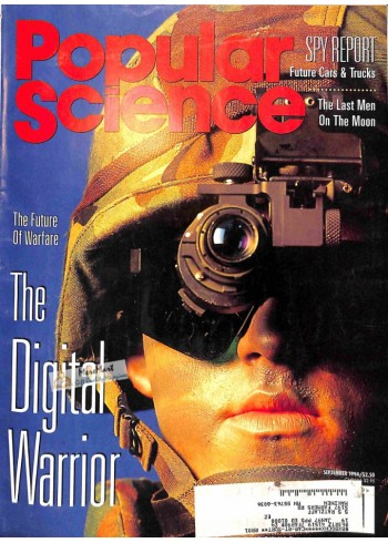 Cover Print of Popular Science, September 1994