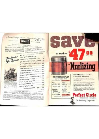 Popular Science, February 1950