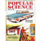 Popular Science, February 1955