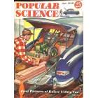 Popular Science Magazine, April 1949