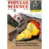 Cover Print of Popular Science, April 1950