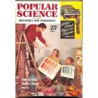 Cover Print of Popular Science, April 1952