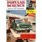 Cover Print of Popular Science, April 1954
