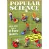Cover Print of Popular Science, April 1957
