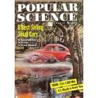 Popular Science Magazine, April 1958