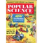Popular Science Magazine, April 1961