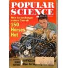 Popular Science Magazine, April 1962