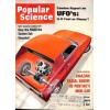 Cover Print of Popular Science, April 1969
