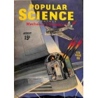Cover Print of Popular Science, August 1940