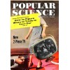 Cover Print of Popular Science, August 1958