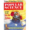 Cover Print of Popular Science, August 1961