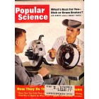 Cover Print of Popular Science, August 1966