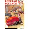 Cover Print of Popular Science, December 1948