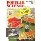 Cover Print of Popular Science, December 1949