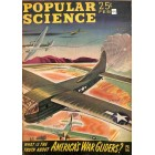 Cover Print of Popular Science, February 1944