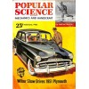 Cover Print of Popular Science Magazine, February 1951