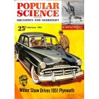 Cover Print of Popular Science, February 1951