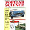 Cover Print of Popular Science, February 1956