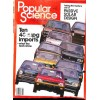 Cover Print of Popular Science Magazine, February 1981