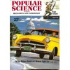 Cover Print of Popular Science, January 1952