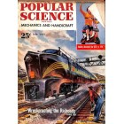 Cover Print of Popular Science, July 1951