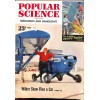 Cover Print of Popular Science, July 1952