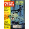 Cover Print of Popular Science, July 1967