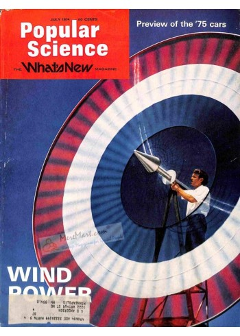 Popular Science, July 1974