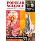 Cover Print of Popular Science, June 1951