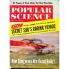 Cover Print of Popular Science, June 1961