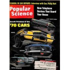 Cover Print of Popular Science, June 1969