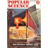 Cover Print of Popular Science, March 1949