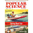 Cover Print of Popular Science, March 1956