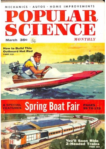 Popular Science, March 1956