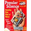 Cover Print of Popular Science, March 1963